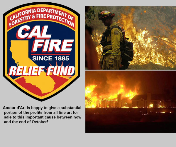 Cal Fire Sonoma-Lake-Napa Firefighter  Relief Fund